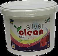 Порошок Silver Clean 10кг  COLOR