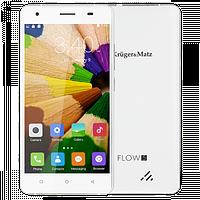 "Смартфон 5"" Kruger&Matz - FLOW 5 (KM0446-W) 2/16GB, White"