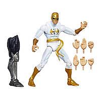 Фигурка Железный кулак + нога Одина - Iron Fist, The Allfather, Hasbro