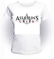 Футболка GeekLand Кредо ассасина Assassin's Creed надпись AC.01.001