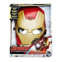 Маска Железного Человека меняющая голос - Voice Changer Mask Iron Man, Age of Ultron, Avengers, Hasbro , фото 1