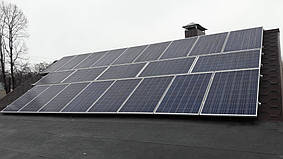 Константиновка солнечная электростанция 6 кВт под зеленый тариф Altek Донецкая обл.