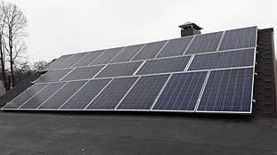 Сетевая солнечная электростанция под зеленый тариф Константиновка Донецкая обл