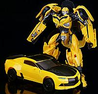 "Игрушка Бамблби ""Трансформеры 5"" 17СМ - Bumblebee, TF5, KuBianBao, фото 1"