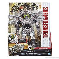 Трансформер Гримлок с быстрой трансформацией  20СМ - Autobot Dinobot Grimlock, Turbo Changer Class, Hasbro, фото 1