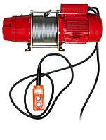 Лебедка электрическая облегченная (380 В) тип KDJ300E1