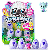 Набор фигурок Hatchimals 4в1+ фигурка Коалы - CollEGGtibles, Series1, Spin Master (SM19104)