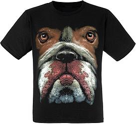 Футболка Bulldog Face