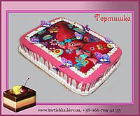 Торт Розочка