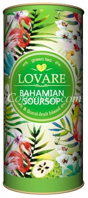 Чай  Lovare Багамский саусеп 80 г