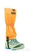 Гетры, гамаши подростковые р-р. 30-35 Tracker Junior Orange 299