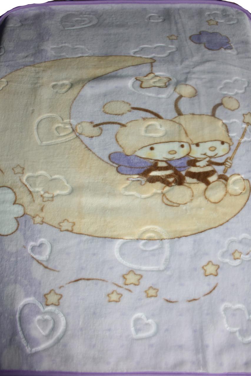 2 в 1 плед - одеяло детское Merinos 1