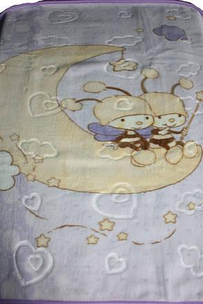 2 в 1 плед - одеяло детское Merinos 1, фото 2