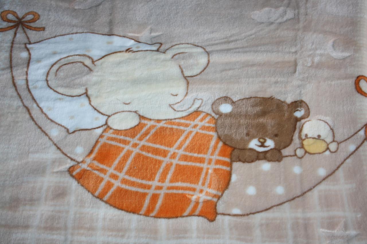 2 в 1 плед - одеяло детское Merinos 2