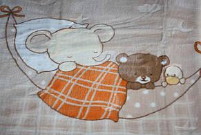 2 в 1 плед - одеяло детское Merinos 2, фото 2