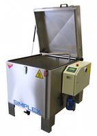 Teknox SIMPLEX 80 НT - Пневматическая установка для мойки деталей с подогревом воды свыше 60 °С