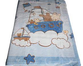 2 в 1 плед - одеяло детское Merinos 3, фото 2
