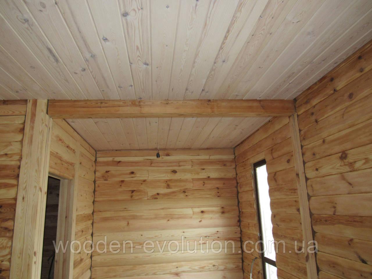 Антисептична обробка дерев'яного будинку, зрубу