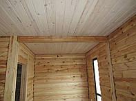 Антисептическая обработка деревянного дома, сруба