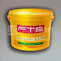 Фасадная акриловая краска FTS «FACADE LUXE», 10л, фото 1