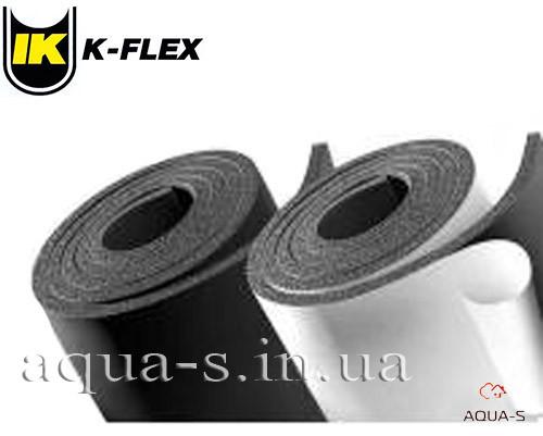Теплоизоляция в рулоне K-Flex ST 3x1000 мм. каучуковая универсальная (Италия)