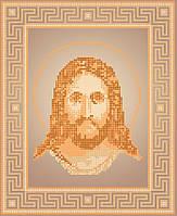 Схема для вишивки та вишивання бісером Бисерок ікона «Ісус (ЧВ-3112» ( 6cea7d42cb0c4