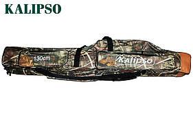 Чохол ранцевий Kalipso (130 див.) для спінінга на 3 секції.