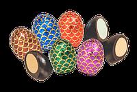 Шоколадные конфеты Мечта женщины  Атаг  в форме шоколадных яйц