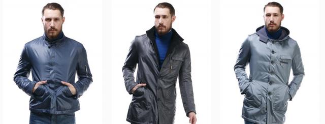 Куртки, піджаки