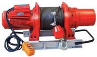 Лебедка электрическая облегченная (380 В) тип KDJ500E1