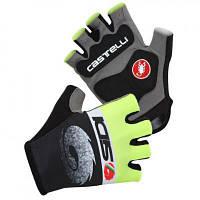 Перчатки для фитнеса Sidi Pippo 2 Summer Gloves No.2147 Black/Yellow Fluo L (PGUESPIPPO2L)