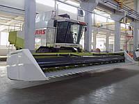 Жатка для уборки подсолнечника 9.4 метров. CLAAS; JOHN DEERE