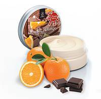 Крем для тела с ароматом шоколада и апельсина CHOCOLATE&ORANGE BODY CREME 200 ml