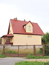 """Металлочерепица  """"ШАФИР"""" 350/400 Матовый 0,5 Германия, Польша, фото 3"""