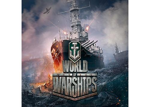 Игровой коврик World of Warships  для мышки 29 см х 24 см (speed)
