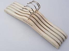 Плечики вешалки тремпеля детские  Women Secret белого цвета, длина 33 см, в упаковке 5 штук