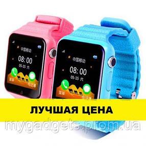Детские умные часы V7K с камерой и GPS, фото 2