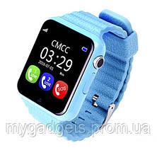 Смарт часы детские  V7K с камерой и GPS, фото 3