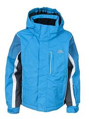 Зимняя куртка, лыжная куртка Trespass для мальчика 5-6 лет, цвет голубой