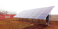 """Сетевая солнечная электростанция под """"зелёный"""" тариф  мощностью 10 кВт в с. Михайло-Лукашево"""