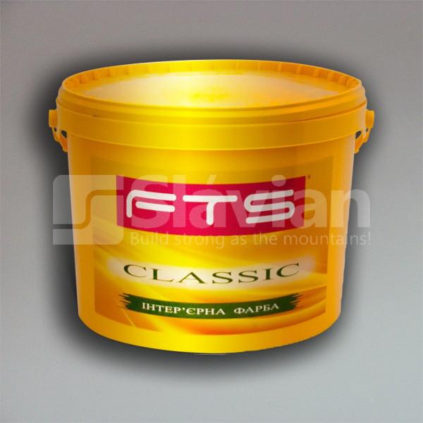 Интерьерная краска FTS «CLASSIC», 10л