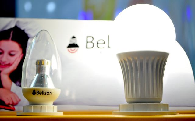 LED лампа Bellson Е27 (А55, 8 Вт)