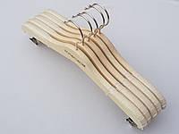 Плечики для нижнего белья Women Secret белого цвета, длина 33 см, в упаковке 5 штук