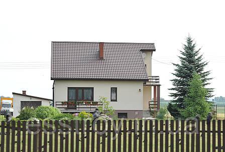 """Металлочерепица  """"ШАФИР"""" 350/400 Матовый 0,5 Германия, Польша, фото 2"""