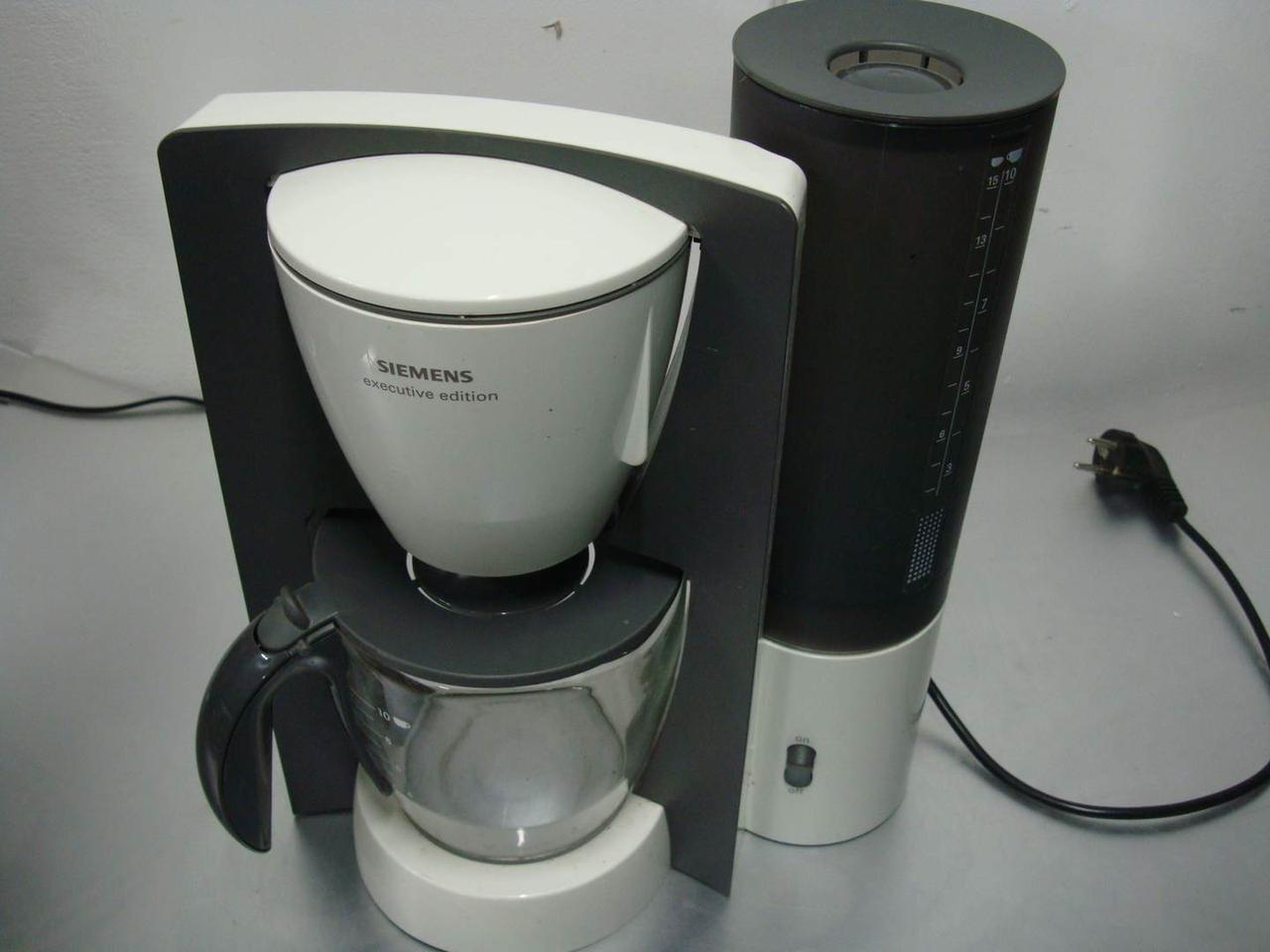 Кофеварка Siemens капельная TC 60101