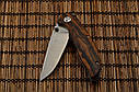Складной нож  Бизон, серия активного отдыха и рыбалки + видеообзор, фото 2