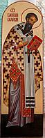 Икона храмовая Святитель Василий Великий
