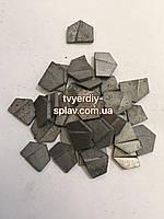 Пластина твердосплавная напайная 14612 ВК8 26мм