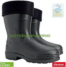 Резиновые сапоги мужские (рабочая обувь DEMAR Польша) BDFARMER B