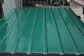 Профнастил RAL6005 Зелений,ПС-10, 0,95*2,0м.